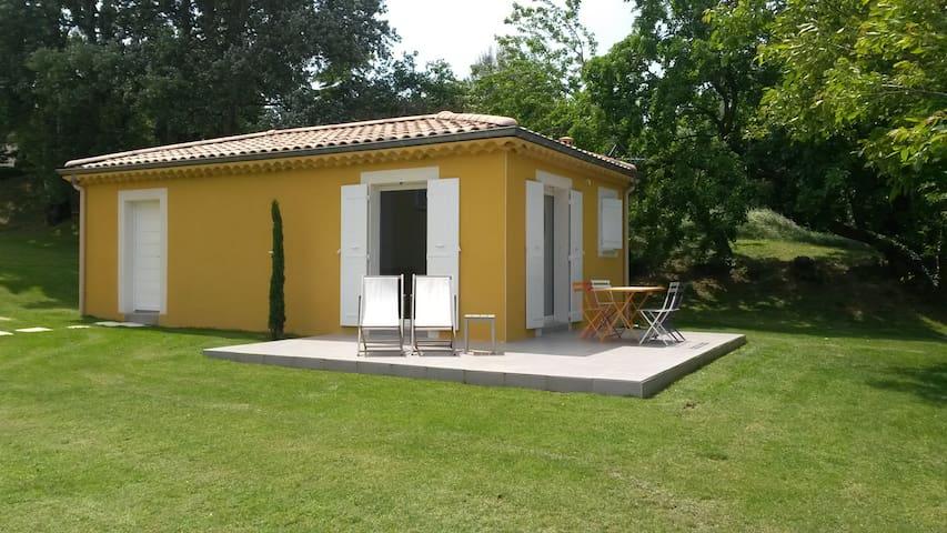 Beau gite drome provençale - Montboucher-sur-Jabron - Rumah