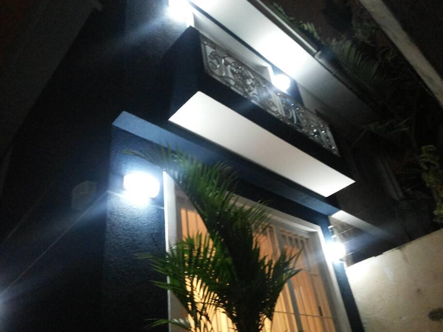 Fachada interna // Internal facade