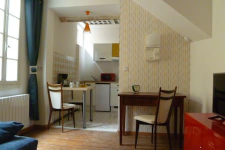 Aux portes des Thermes studio n°3 - Lectoure - Daire
