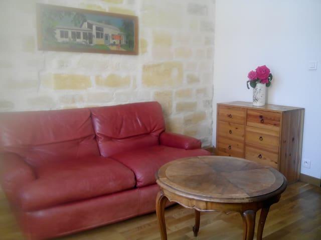 Chambre privée - Bordeaux - House