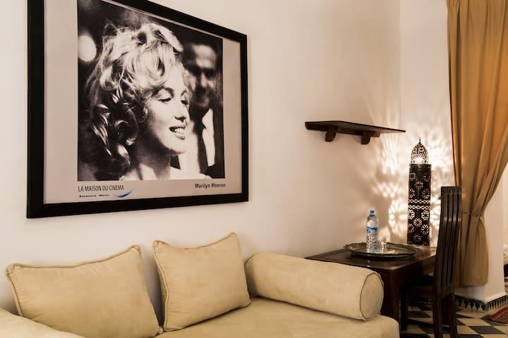 Gran Suite Marilyn - Essaouira - Bed & Breakfast