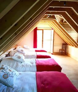 Le refuge du coustou - Castillon-en-Couserans - Haus