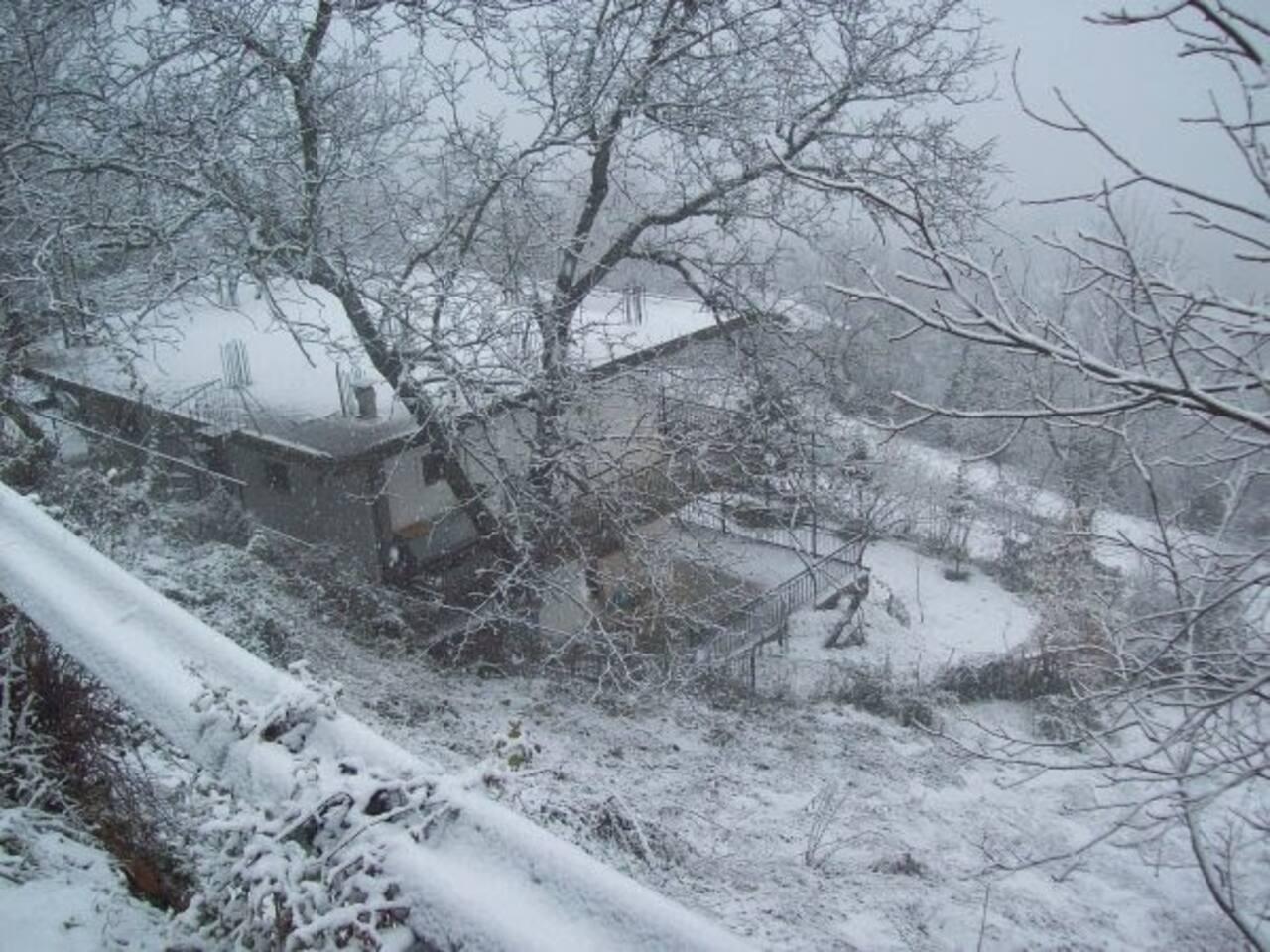 Εξωτερικη φωτογραφία σπιτιού.