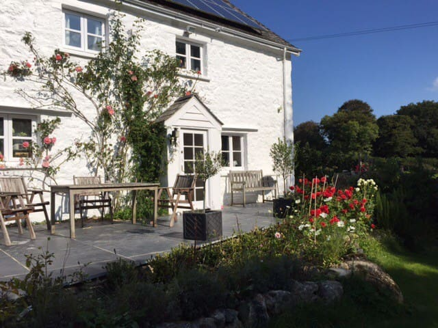 Stunning Dartmoor Farm House, 4 bedrooms - Lustleigh - Huis