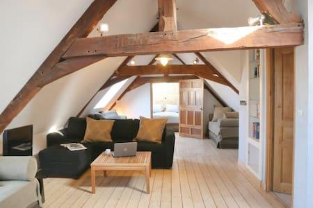 Grand loft pour 2 personnes - Caen - Loft