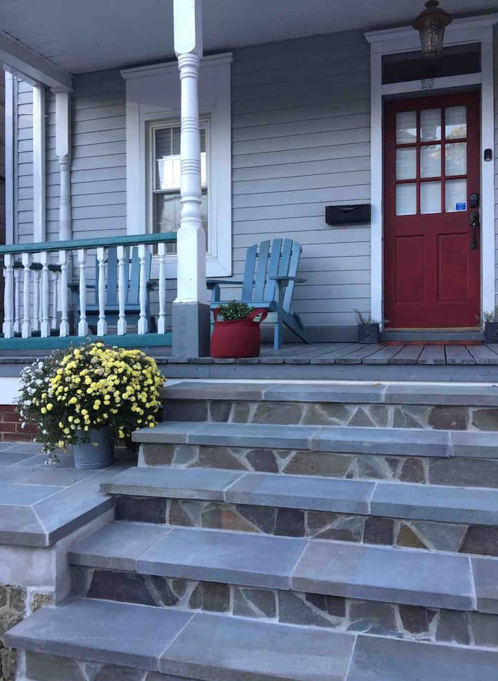 Charming house; walk to everywhere in Annapolis