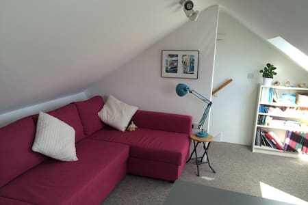Hay Festival Double Room (sofabed) - Hay-on-Wye - House