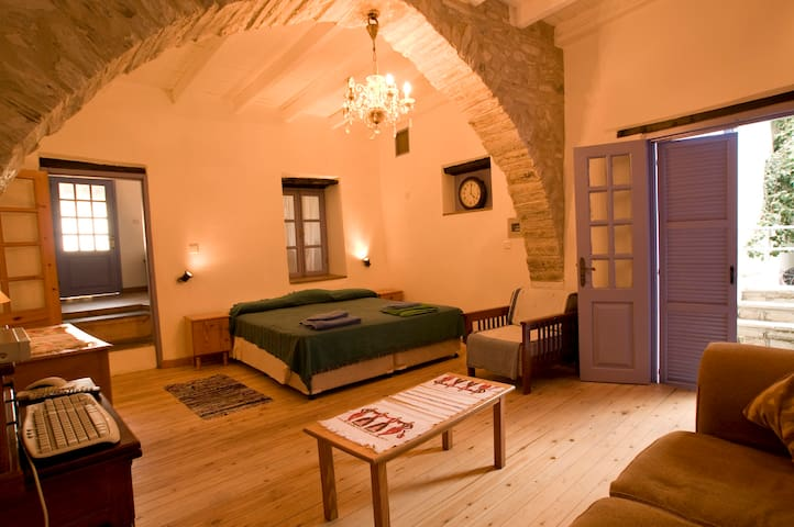Traditional apartment Kalavasos - Kalavasos - Huoneisto
