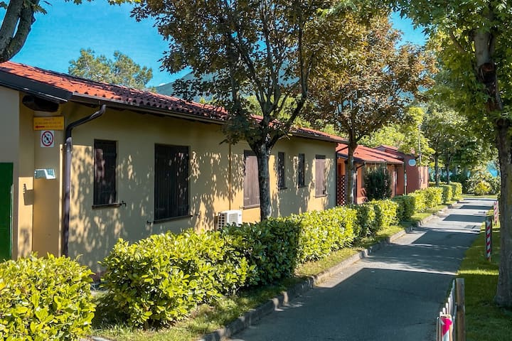 Chalet by the shores of Iseo Lake ***** Del Sole