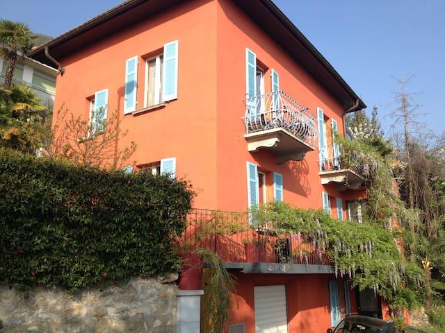 maisonette gorgeous lake view - Lugano - Talo