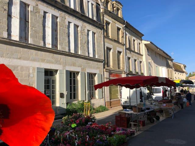L'ancienne Boulangerie CHAMBRE D'HÔTES B&B - Blé