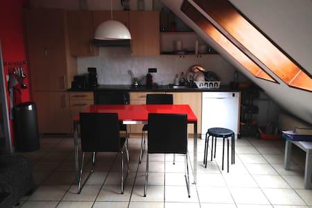 Appartement avec grande terrasse - Ottignies-Louvain-la-Neuve - Huoneisto