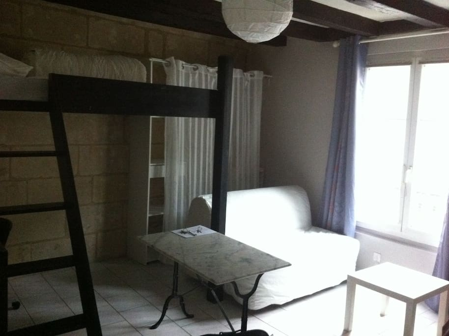 Studio meubl apartments for rent in tours centre france - Location meuble a tours ...