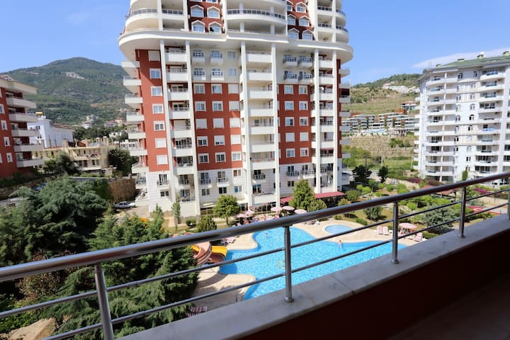 Luxury apartment Cikcilli/Alanya