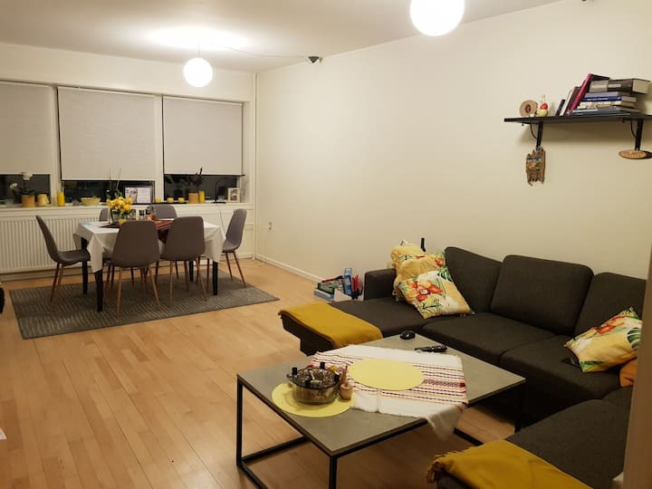 Cosy fully furnished appartment in Viby, Århus