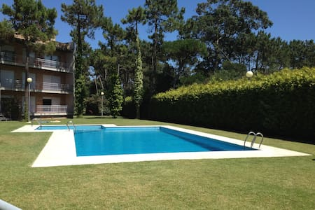 Beach apartment with swimming pool - Fão - Apartament