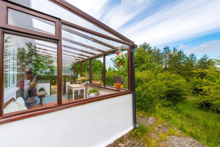 Moytura Irish Mountain Retreat - Carrickglass - Huis