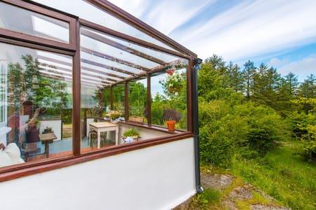 Moytura Irish Mountain Retreat - Carrickglass - Haus