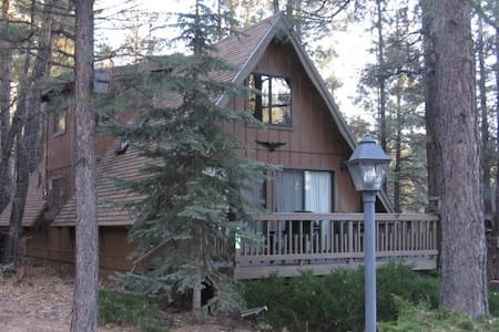 Comfy Cabin in a Great Location - Munds Park - Casa
