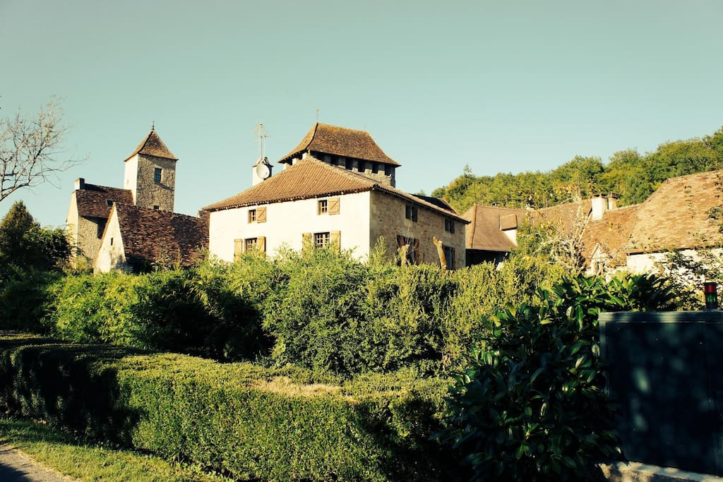 Classified village of just 80 inhabitants