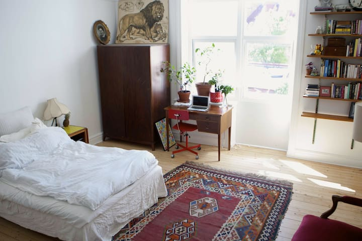 Big room beautiful cent.apartment - Malmö - Wohnung