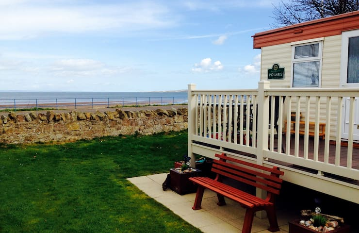 Seton Sands, Sea View Caravan, Edinburgh