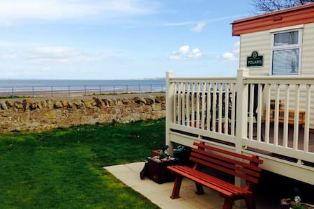 Seton Sands, Seaview!  BOOK EARLY FOR 2017! - Port Seton