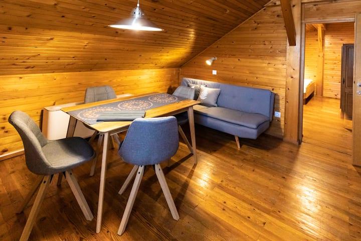 Apt.Borst, Family suite near Kranjska gora, apt.7