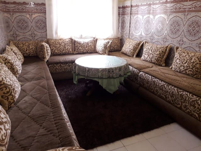 Appartement au centre ville de MARRAKECH (Marjane)