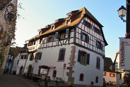 Ravissant appart 82m2 à Eguisheim - Appartement