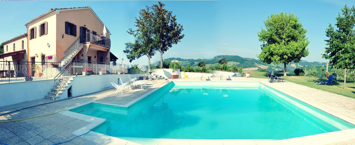 B&B Ca' Fabbro Urbino - Urbino - Bed & Breakfast
