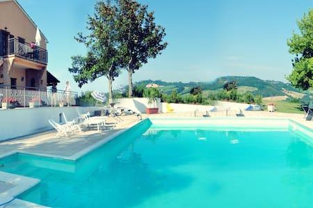 B&B Ca' Fabbro Urbino - 乌尔比诺 (Urbino) - 住宿加早餐