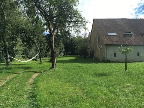 Jolie maison de campagne, 1h30 de Paris