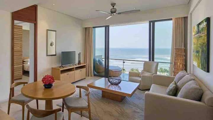 ♥️Hyatt Regency 2 BRs Apartment♥️ Full Ocean View