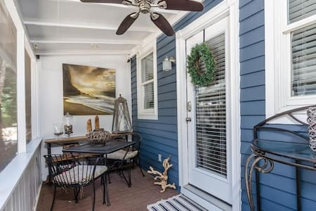 Grace Cottage, a charming and elegant retreat. - Rehoboth Beach - Bungalow