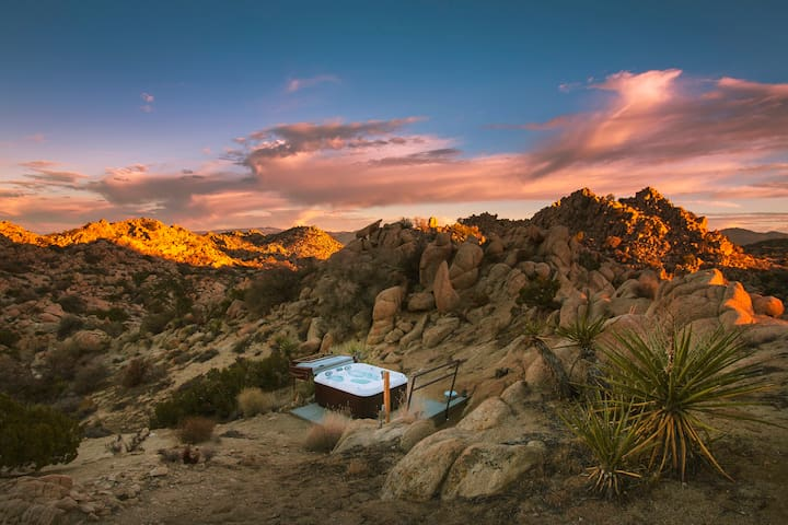 Rock Reach House - Yucca Valley - Casa