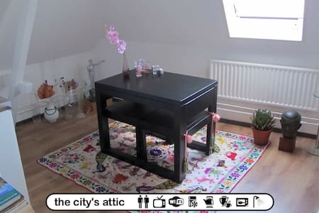 the city's attic - Arnhem - Apartemen