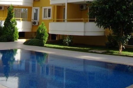 Cosy place for healthy holiday with massage & bath - Alanya - Apartemen