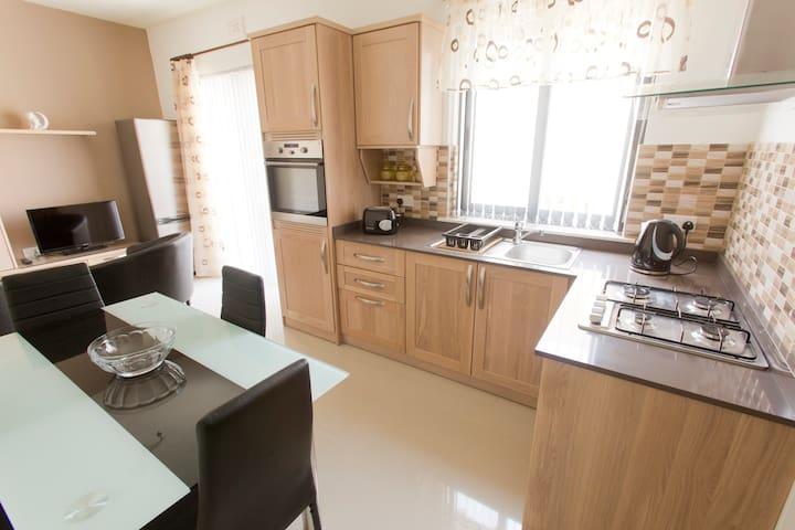 Apartment  in Marsalforn Gozo - Marsalforn - Apartment