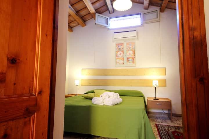 Cieli di Sicilia- Mediterranean House- WIFI