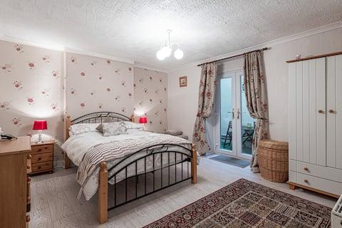 Cosy Flat in the Royal Borough of Caernarfon