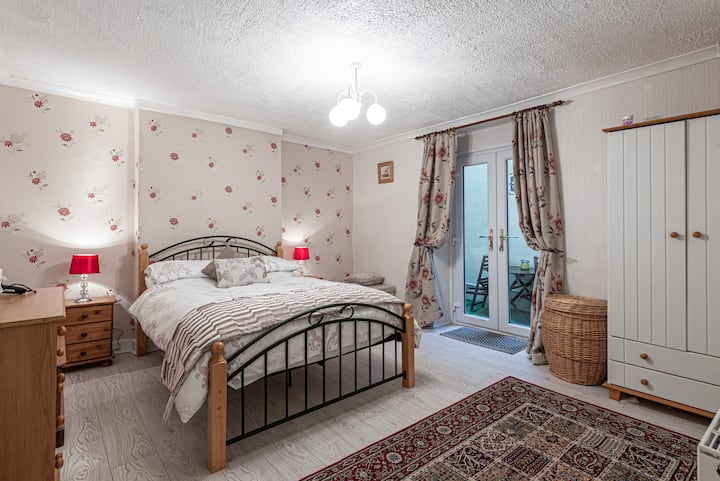 Cosy Flat in the Royal Borough of Caernarfon