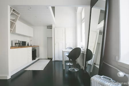 Lovely studio with perfect location - Helsinki