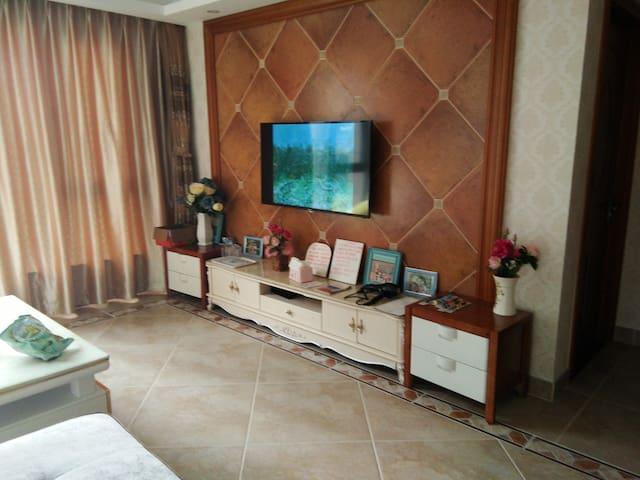 松兰山3室海景公寓 - Ningbo - Appartement