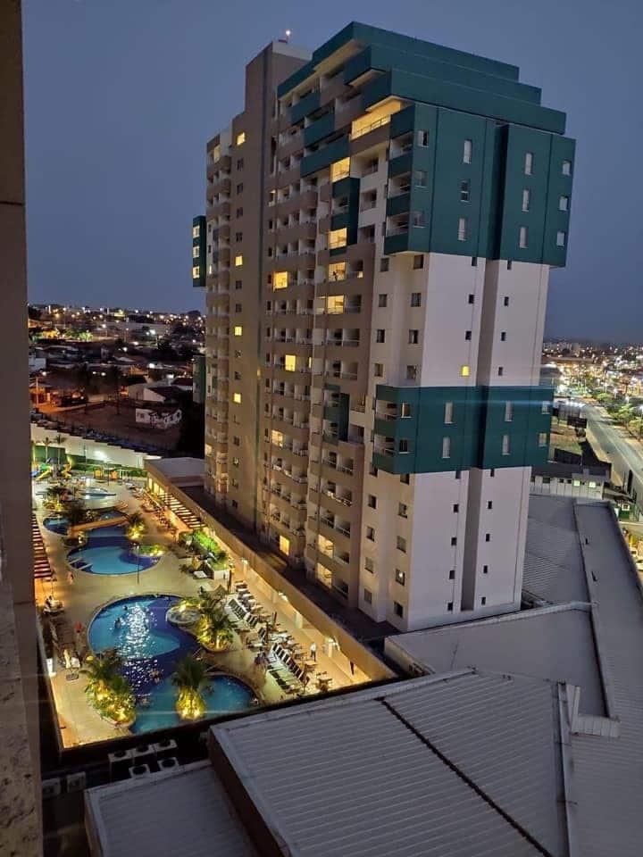 Apartamento Olimpia Park Resort Lazer e Conforto