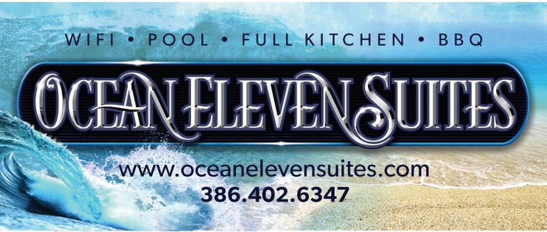 Ocean Eleven- Suite #9