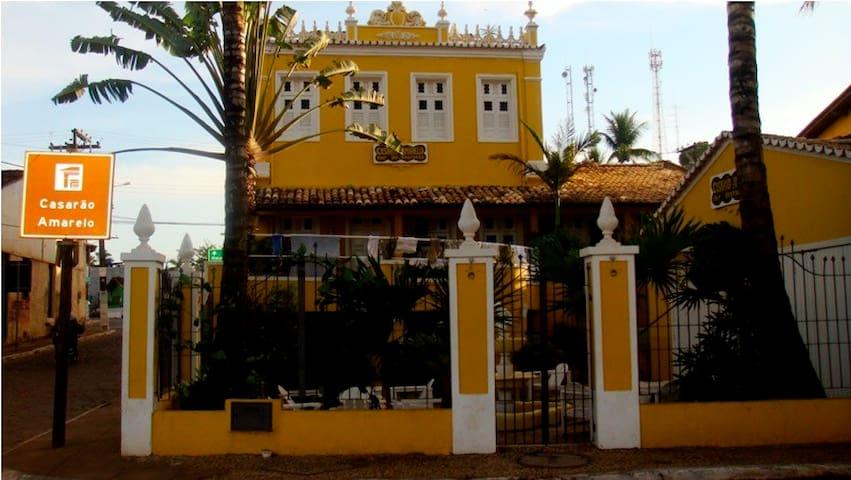 Casarao Amarelo Suite 1