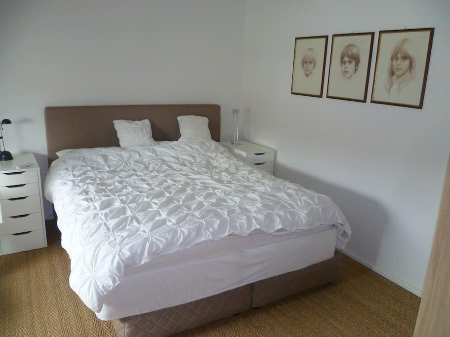 Schlafzimmer. bedroom
