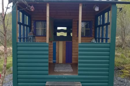 The Patchwork Cabin