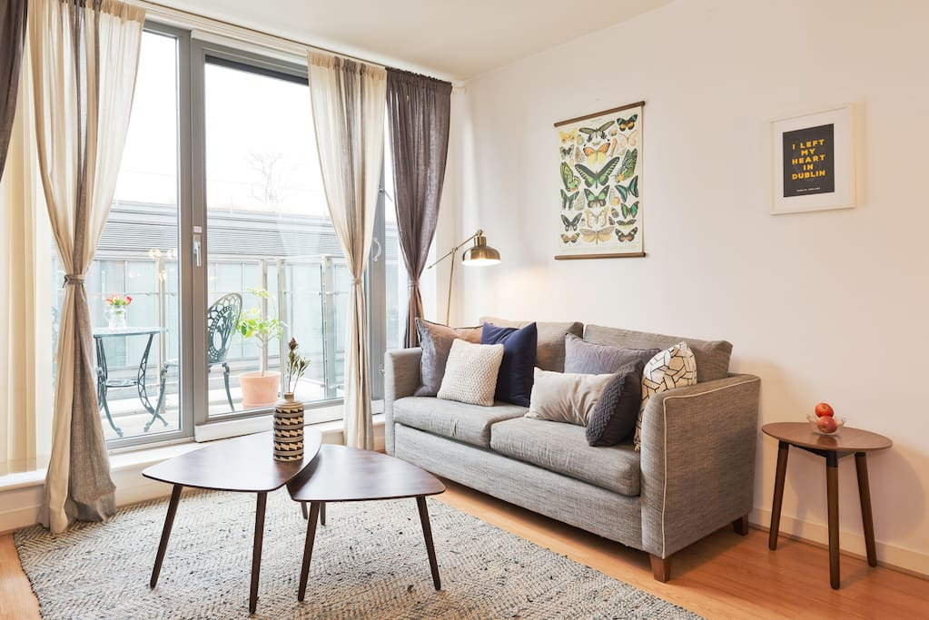 Quiet In The City Center Designer Luxury Apartments For Rent In Dublin County Dublin Ireland
